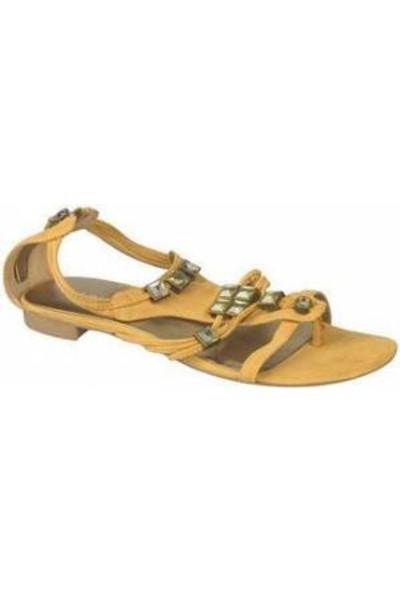 Nine West 1010 Taşlı Sandalet