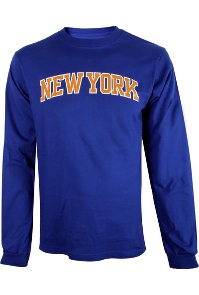 Adidas 2997A Sweatshirt Mavi