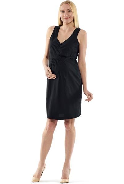 Motherway Askılı Koton Elbise