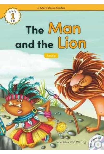 The Man And The Lion +Hybrid Cd (Ecr Level 1)