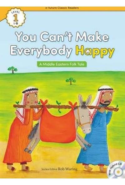 You Can'T Make Everybody Happy +Hybrid Cd (Ecr Level 1)