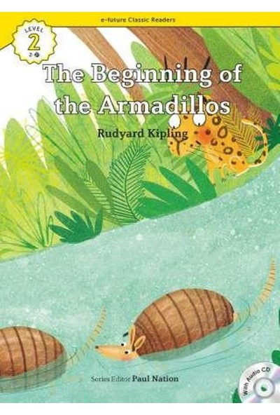The Beginning Of The Armadillos +Cd (Ecr Level 2)