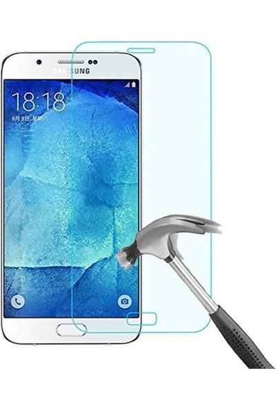 Rüya İletişim Medya Samsung A8 (2015) Ekran Koruyucu Cam