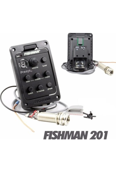 Fishman Presys Blend 201