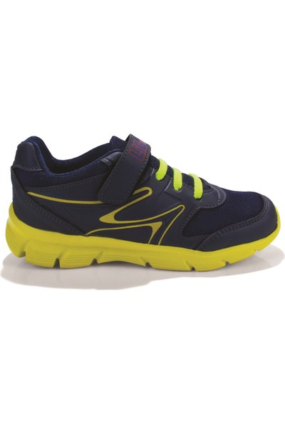 Lig Orion Yazlık Lacivert 02 Çocuk Spor Ayakkabı