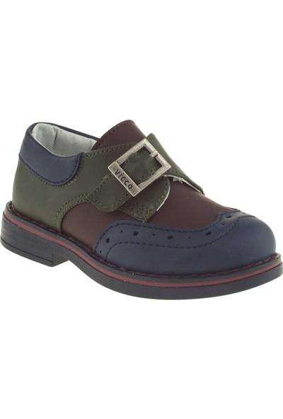 Vicco 950.Z.333 Çocuk Haki Çocuk Ayakkabı