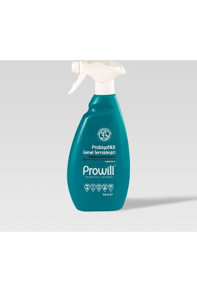 Prowill Probiyotikli Genel Temizleyici