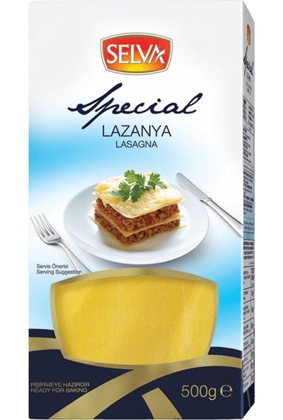 Selva Lazanya 500 gr