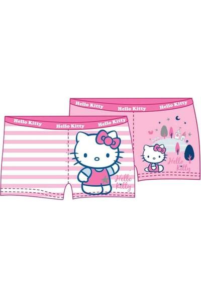 Hello Kitty Hk2034 2'li Kız Boxer
