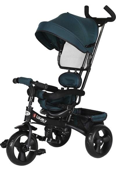 Sunny Baby T306 Hero Çocuk Bisikleti Yeşil