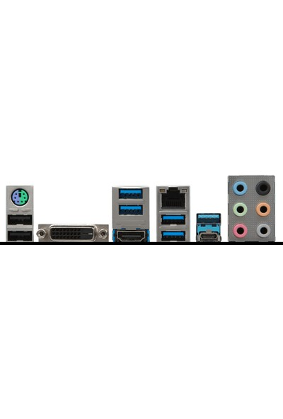 MSI X370 SLI PLUS Amd X370 3200+ (OC) DDR4 Soket AM4 ATX Anakart