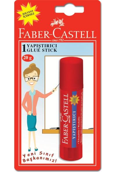 Faber Castell Bls. Stick Yapıştırıcı 20g, Tekli