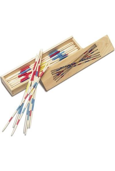 Hobi Eğitim Dünyası Hepsi Dahice Mikado Oyun Çubukları