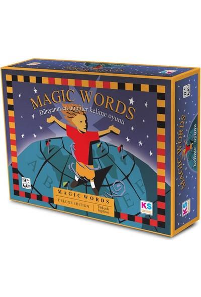 Hobi Eğitim Dünyası Hepsi Dahice Magic Words Kelime Oyunu