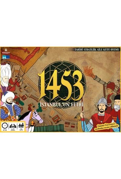 Hobi Eğitim Dünyası Hepsi Dahice İstanbulun Fethi 1453 Strateji Oyunu