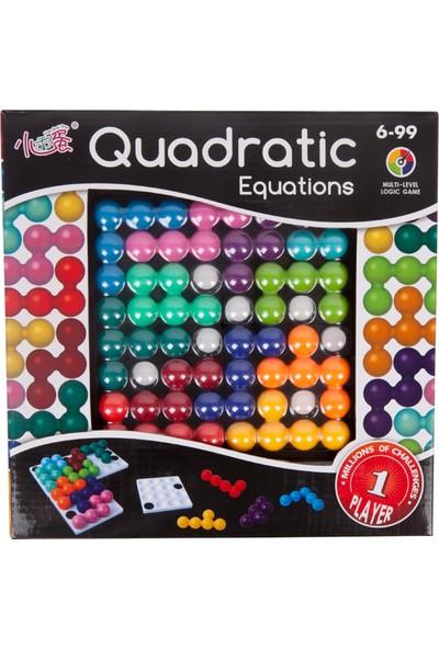 Hobi Eğitim Dünyası Hepsi Dahice Quadrillion Click and Play - Quadratic Equations