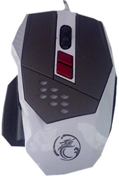 Hadron Hd-G9 Profesyonel Oyuncu Oyuncu Mouse&Pad Kutulu Kaliteli