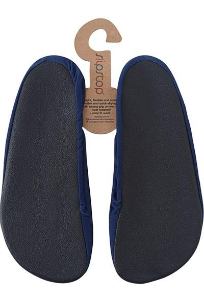 Slipstop Navy Yetişkin Kaydırmaz Ayakkabı/Patik