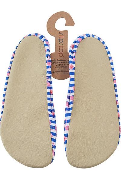 Slipstop Stripe Kadın Kaydırmaz Ayakkabı/Patik