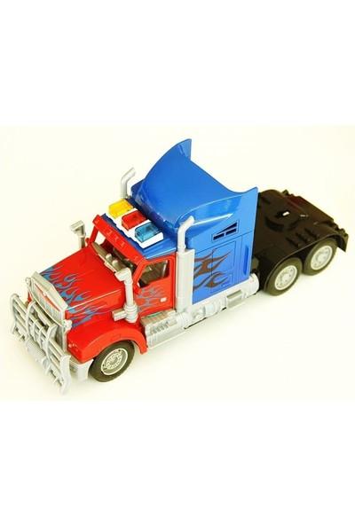 Optimus Prime Kumandalı Tır