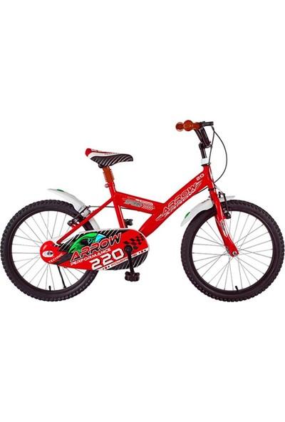 Arrow Kırmızı 20 Jant Çocuk Bisikleti 4 - 10 Yaş Arası Bisiklet