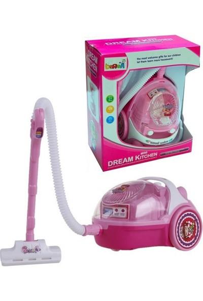 Dream Kitchen Mini Pilli Elektrik Süpürgesi