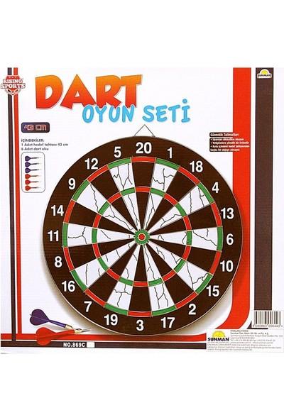 Dart Oyun Seti 43 cm