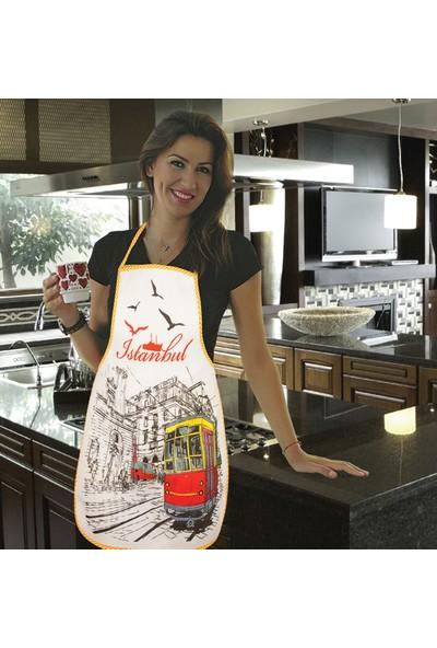 Dekohouse Mutfak Önlüğü