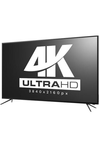 """Sunny 55"""" 140 Ekran Uydu Alıcılı 4K Ultra HD LED TV"""