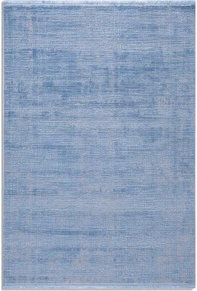 Tuğra Halı Beverly 160 x 230 1504 Mavi Modern Halı