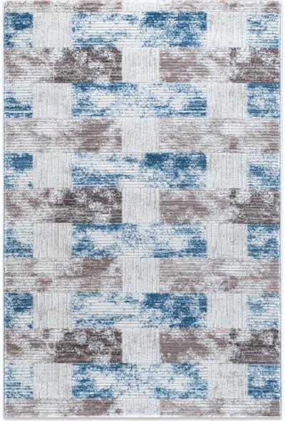 Tuğra Halı Rixos Home Studio 80 x 280 8001 Mavi