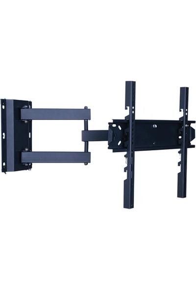 Ramtech Rt522 Pro 32 İnç İle 55 İnç Arası Ultra Hareketli Askı Aparatı Lcd Led Tv