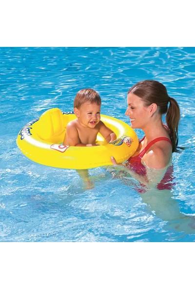 Bestway 32027 Baby Swim Support 69 Cm Oturmalı Bebek Simidi