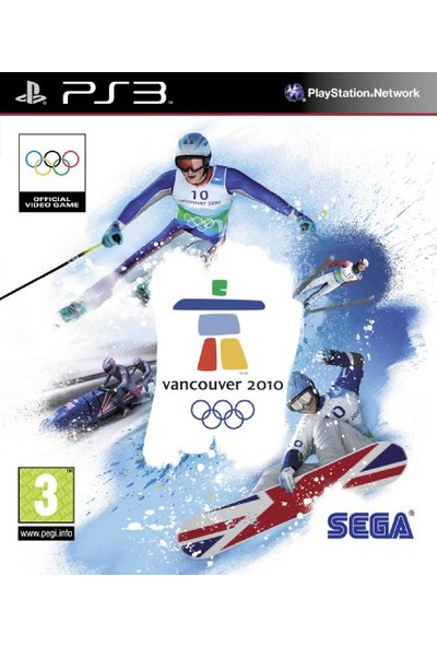 Sega Vancouver Ps3 Oyun