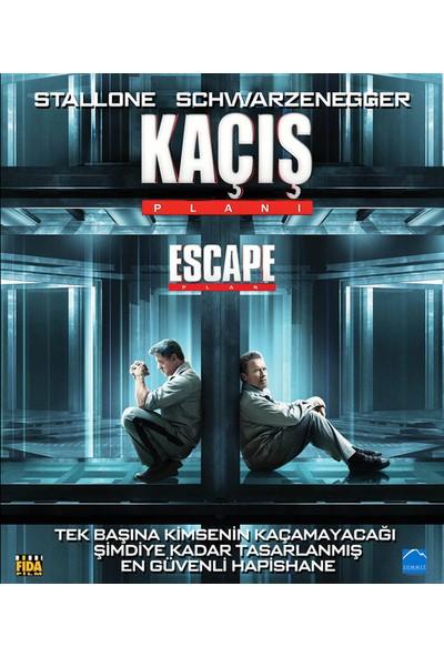 Escape Plan - Kaçış Planı (Blu-Ray)