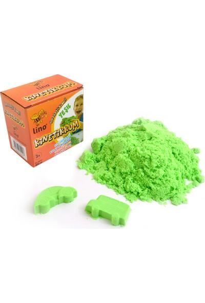 Lino Kinetik Kum 400 Gr. Yeşil