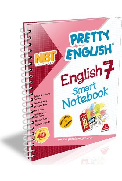 D-Publishing Pretty English Smart Notebook-7. Sınıf
