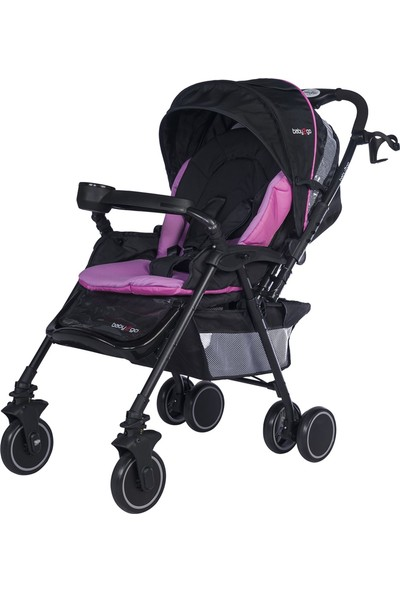 Baby2Go 6022 Luna Puset - Pembe