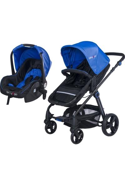 Baby2Go 6036 Dolce Travel Puset - Mavi