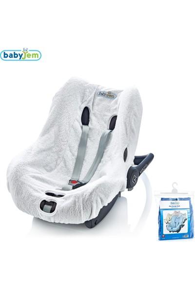 Baby Jem Baby Jem Ana Kucağı Kılıfı Beyaz