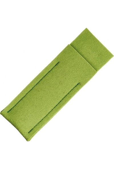 E+M Keçe Kalem Kılıfı Yeşil 1124-366