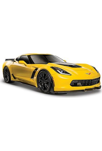 Maisto Model Araba 1:24 2015 Corvette Z06 31133