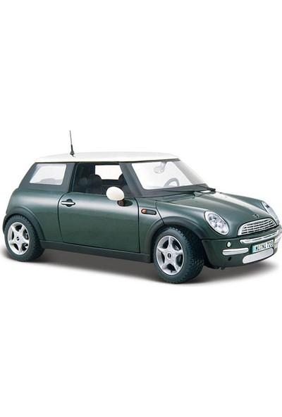 Maisto Model Araba 1:24 Mini Cooper 31219