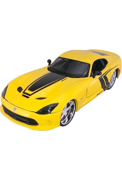 Maisto Model Araba 1:24 2013 Srt Viper Gts 31363