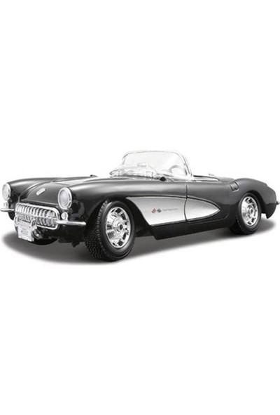 Maisto Model Araba 1:18 1957 Chevrolet Corvette 31139