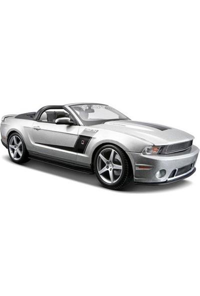 Maisto Model Araba 1:18 2010 Ford Mustang Roush 427R 31669