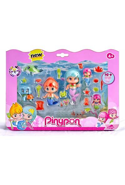 Pinypon Deniz Kızı 6'lı Figür Seti 9348