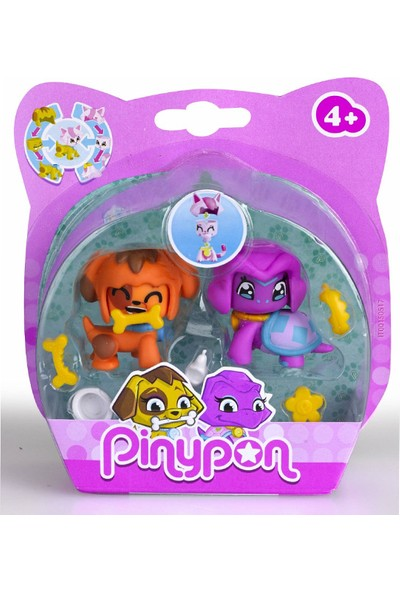 Pinypon Evcil Hayvanım 2'li Figür 6745