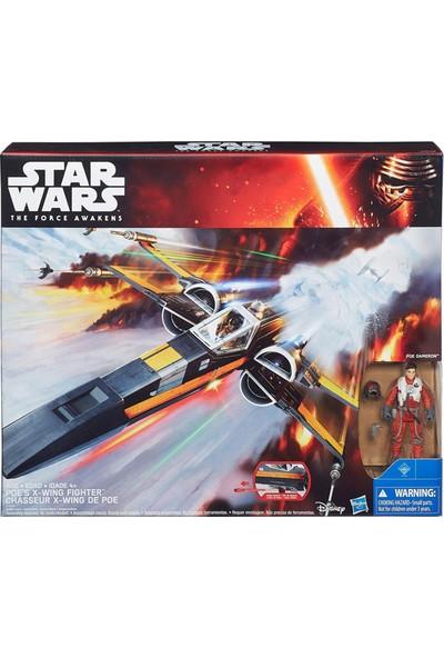 Star Wars Büyük Araç Ve Figür Seti B3953
