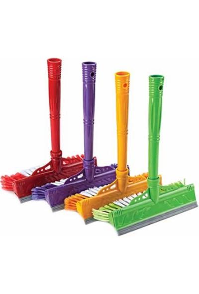 Üçtem KCF2278 Karizma Plastik Camsil Fırçalı